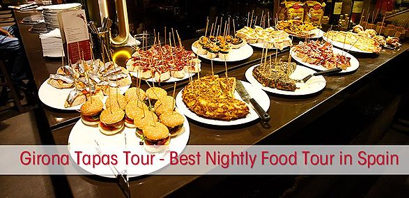 Best Nightly Food Tour in Spain